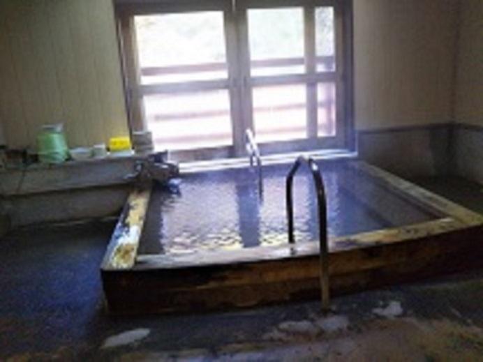 湯平温泉、中の湯2