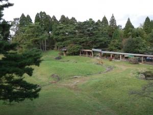 アーデンホテル阿蘇、部屋からの眺望1