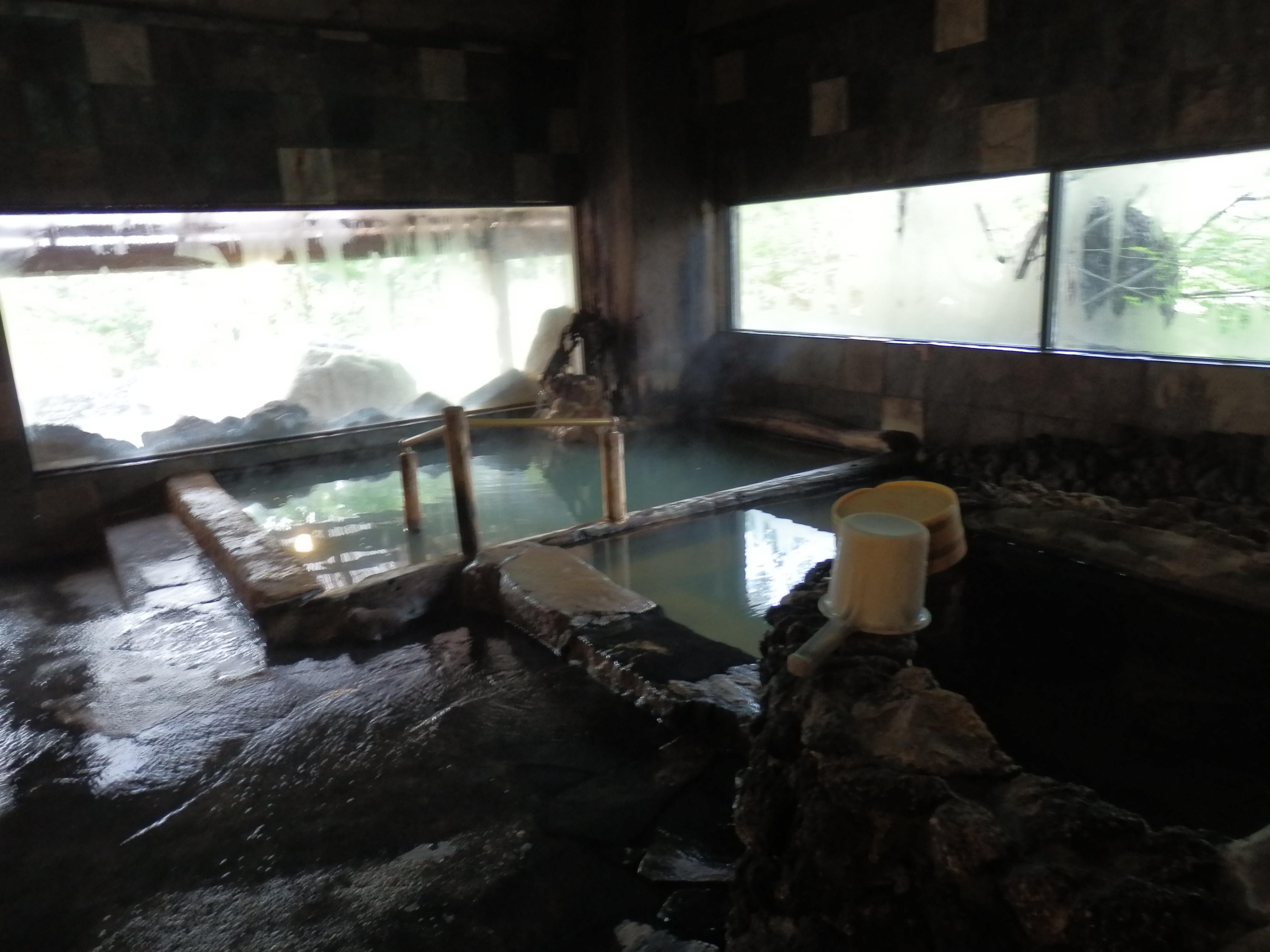 アーデンホテル阿蘇、大浴場、内湯1