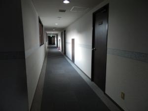 アーデンホテル阿蘇、客室階廊下。