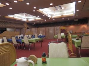 アーデンホテル阿蘇、食事場所。