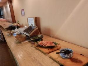 アーデンホテル阿蘇、朝食バイキング2