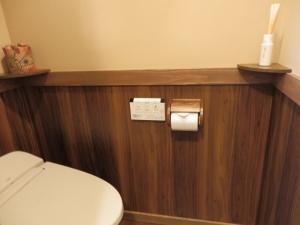 御客屋、和室、トイレ。
