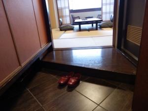 阿蘇プラザホテル、和室1