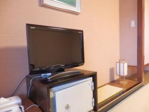 阿蘇プラザホテル、部屋、TV、金庫