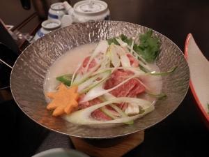 阿蘇プラザホテル、和会席料理4
