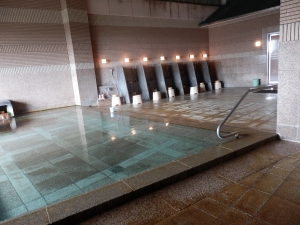 阿蘇プラザホテル、大浴場、内湯2
