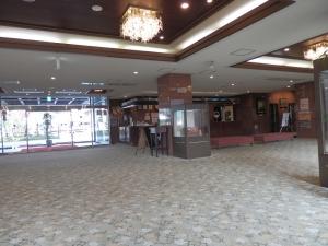 阿蘇プラザホテル、フロントロビー1