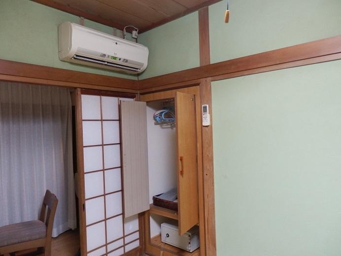 つるや隠宅、部屋、備品1