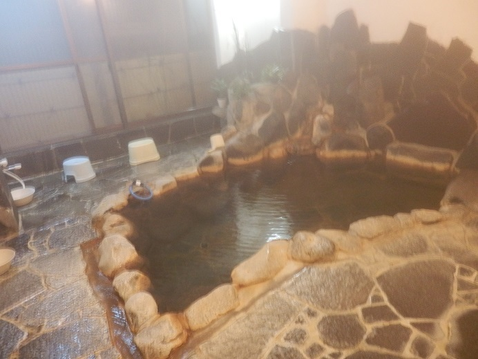 つるや隠宅、内風呂2