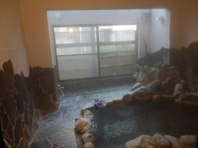 つるや隠宅、内風呂1