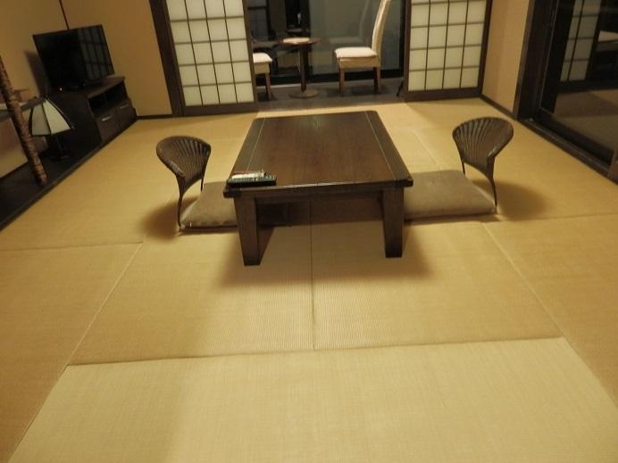 御宿友美荘、部屋2.