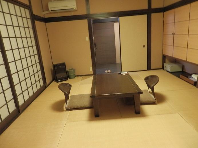 御宿友美荘、部屋1.