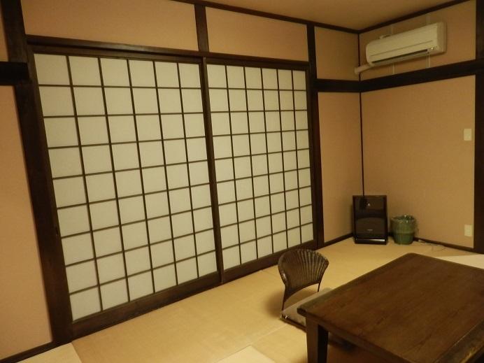 御宿友美荘、部屋3.