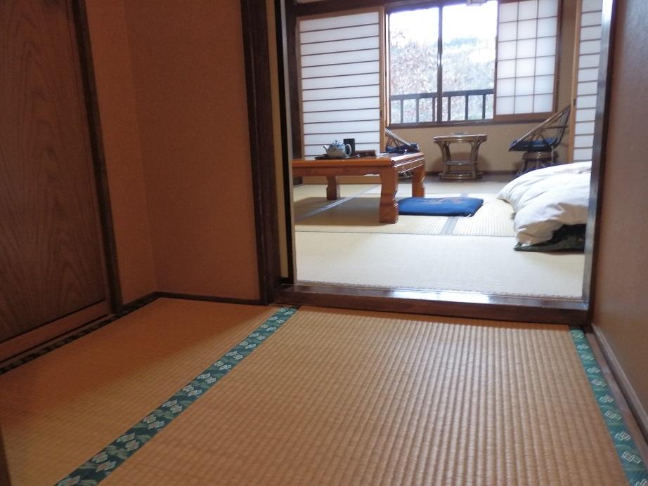 おおぎ荘、部屋1.
