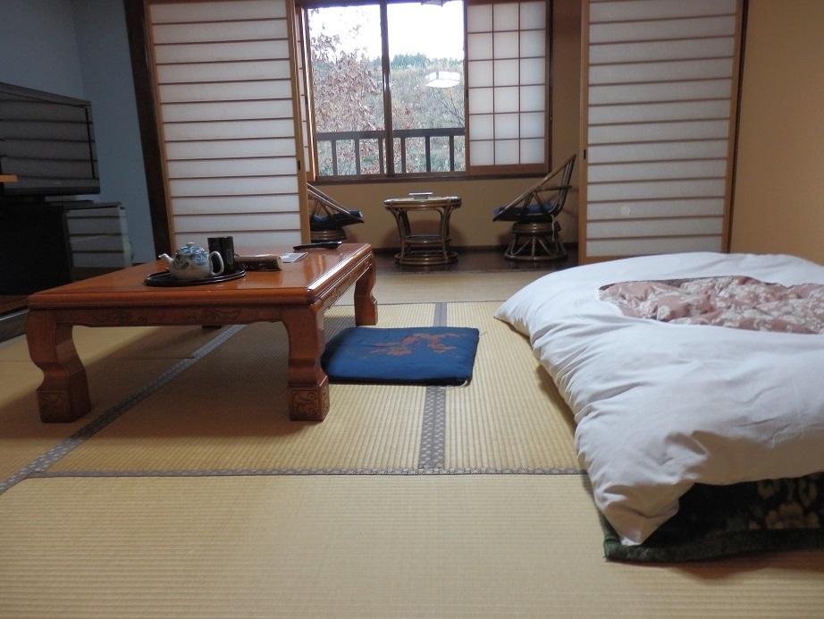おおぎ荘、部屋2.