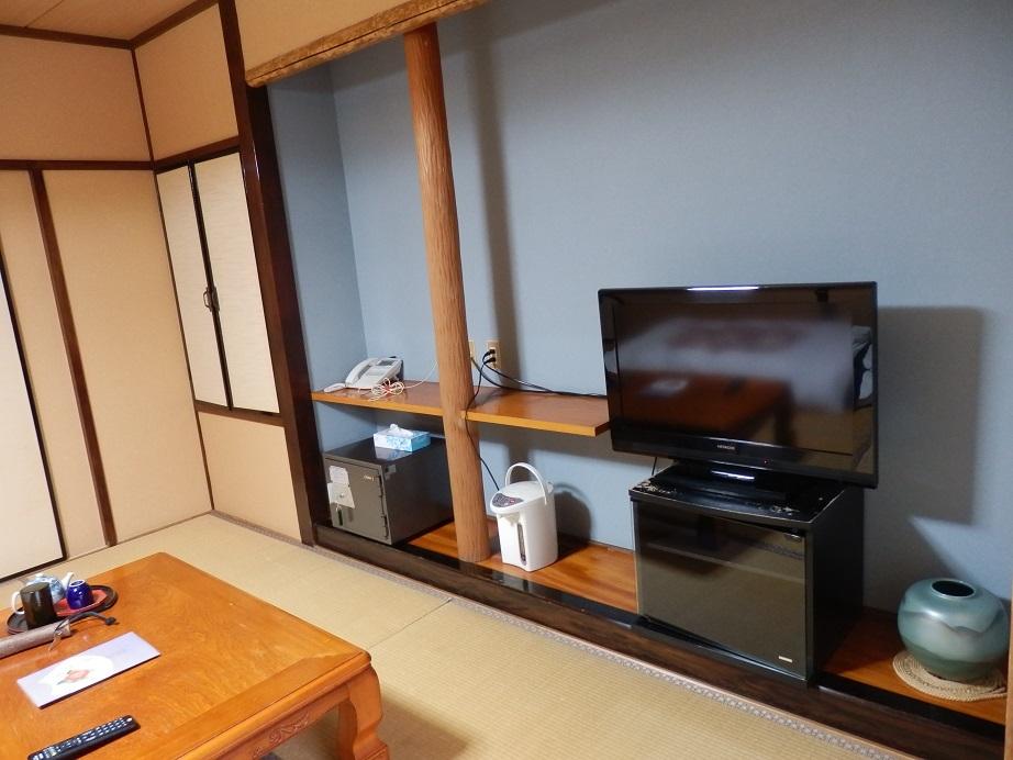 おおぎ荘、部屋4.