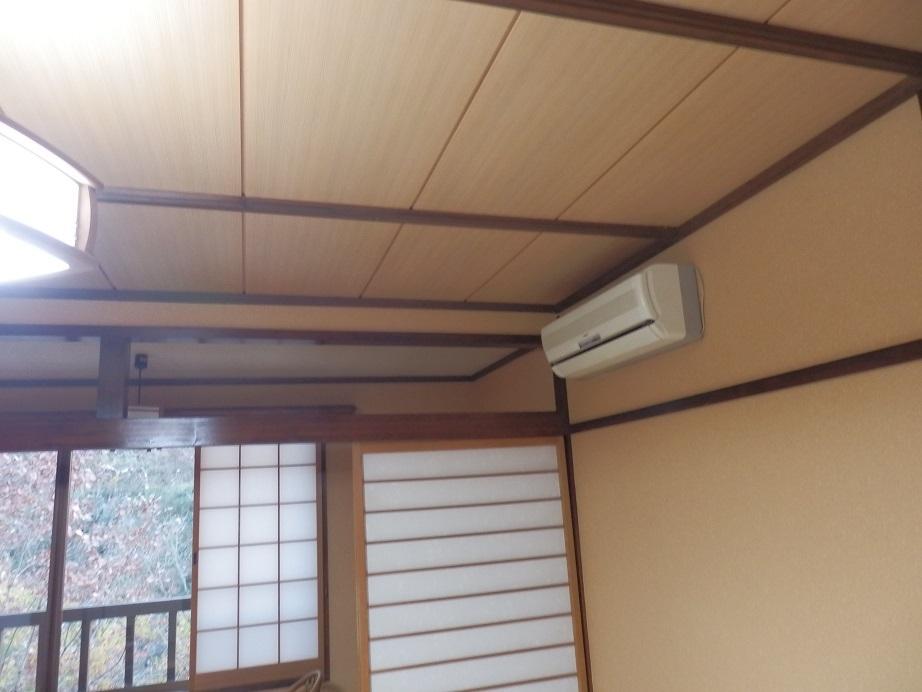 おおぎ荘、部屋3.