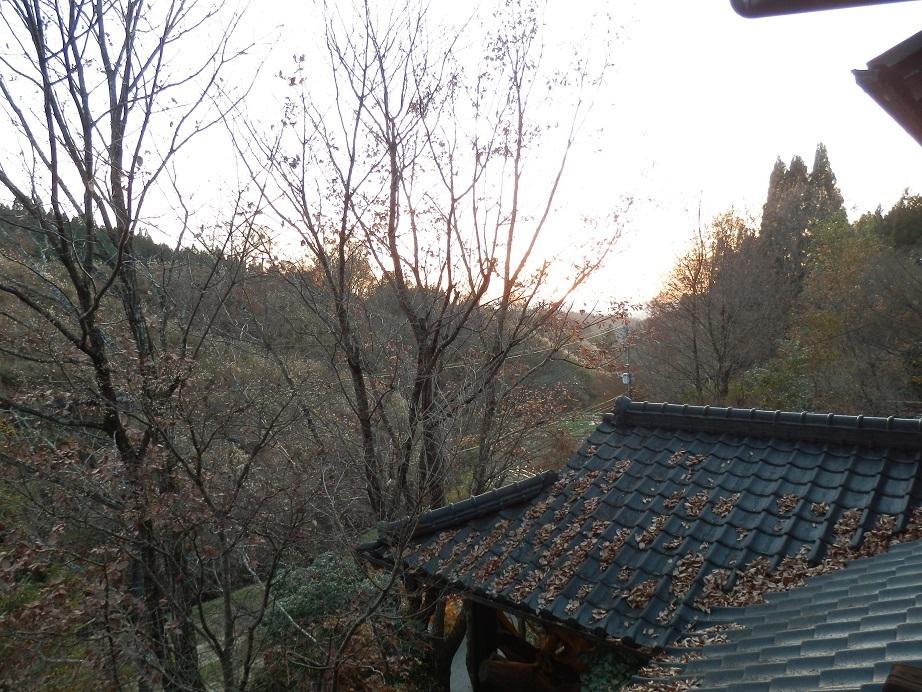 おおぎ荘、部屋、眺望。