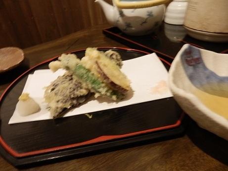 おおぎ荘、夕食4