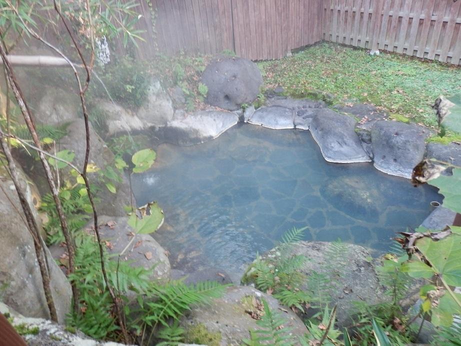 おおぎ荘、大浴場、露天風呂1.