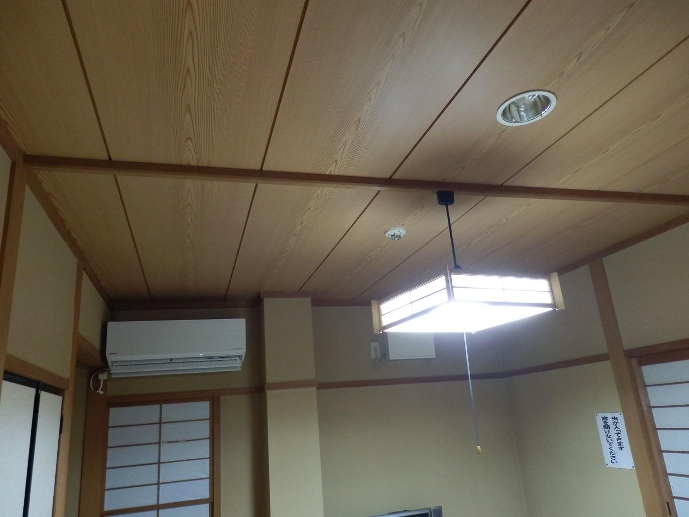 岩寿荘、和室4