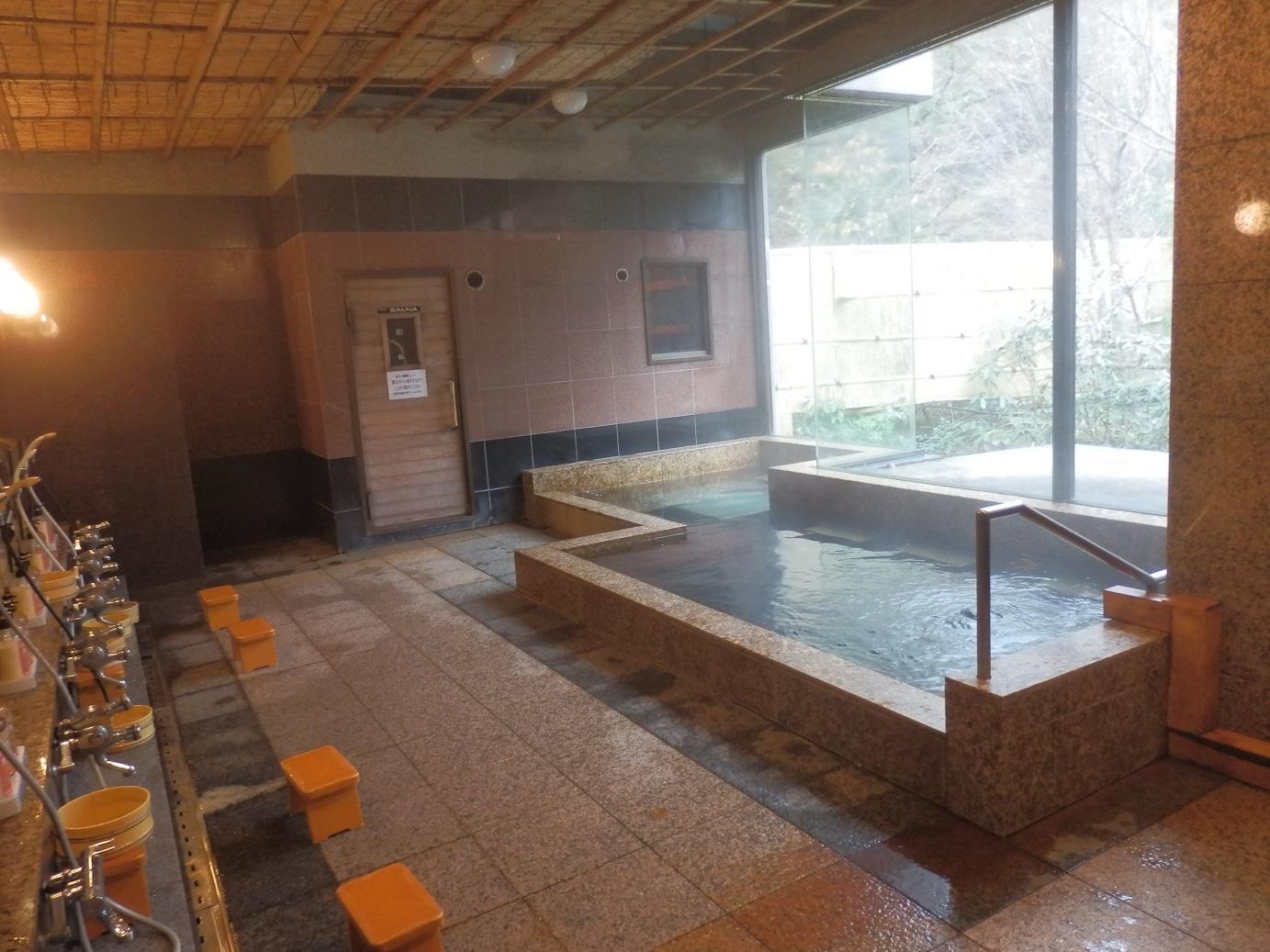 大浴場、内湯2.
