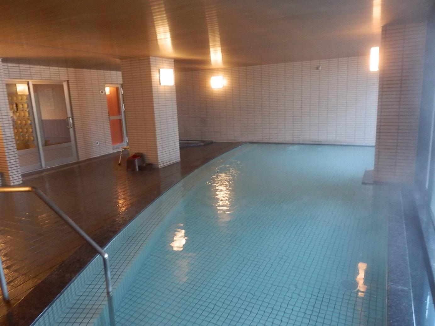 ホテルアンビエント蓼科、大浴場、内湯。
