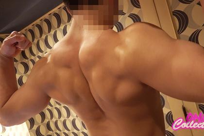 偽AV男優面接にやってきた180cm80kg20歳