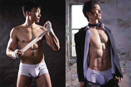 謝梓秋写真集 Sporty&Suits man