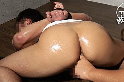 オイルオイル9:ムチムチ凪人くん19歳!!レスリングで鍛えあげたムッチリ筋肉が炸裂する!!!