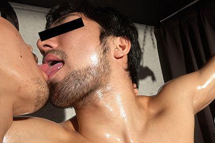 X~淫欲の開眼~5ワイルド髭イケメン真二23歳