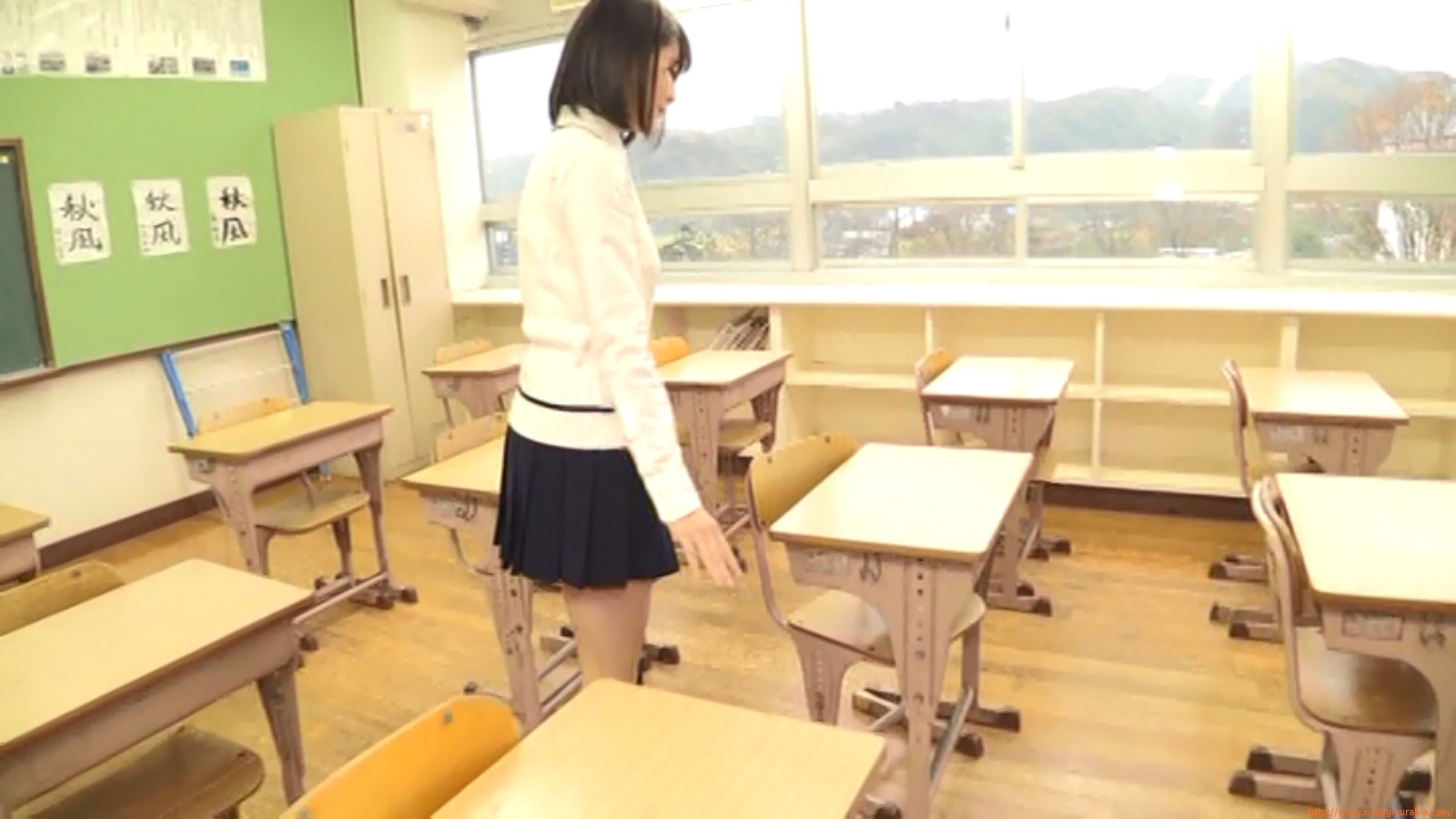 Two-person classroom037