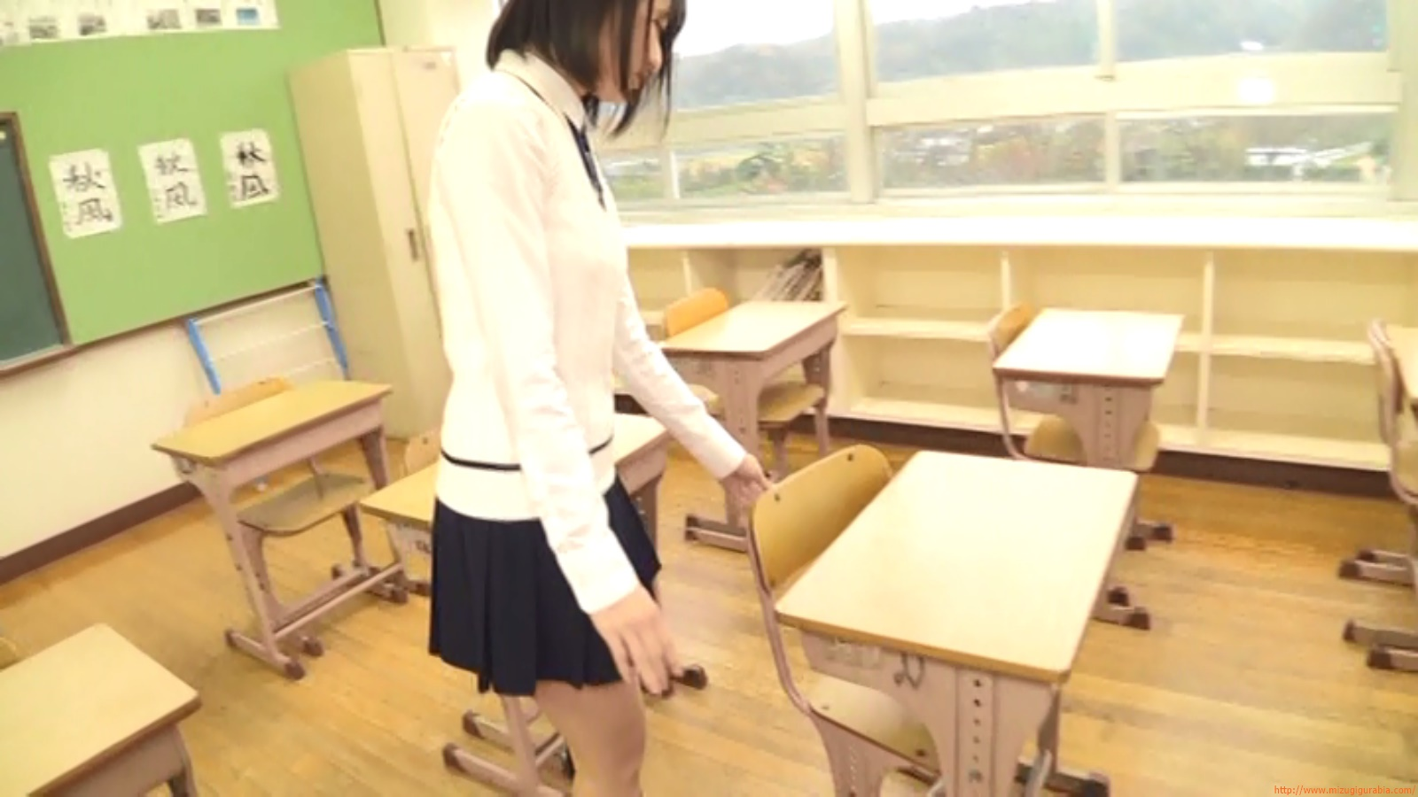 Two-person classroom038
