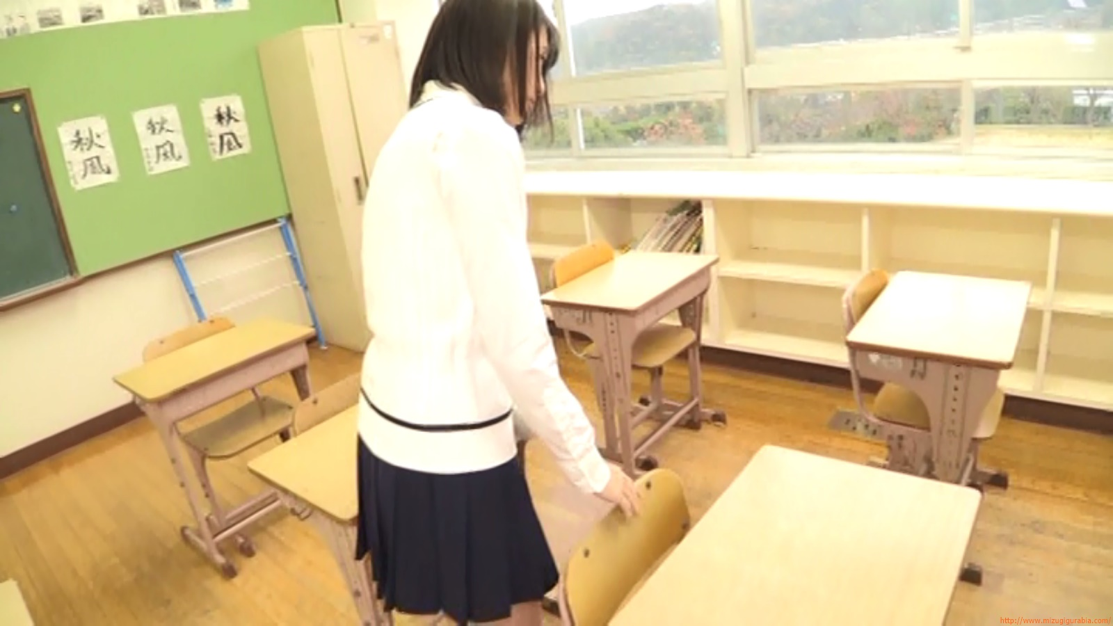 Two-person classroom039