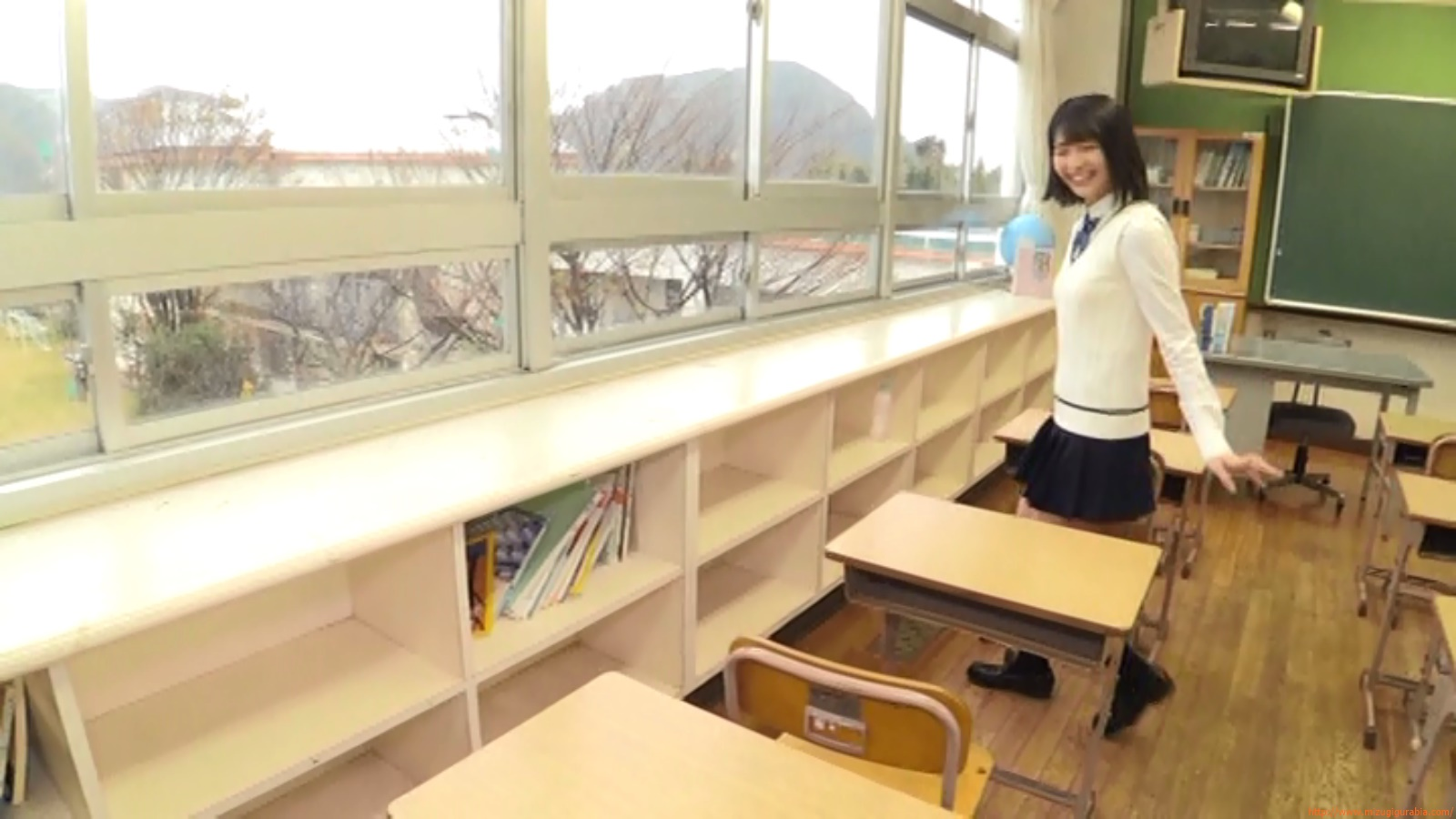 Two-person classroom088