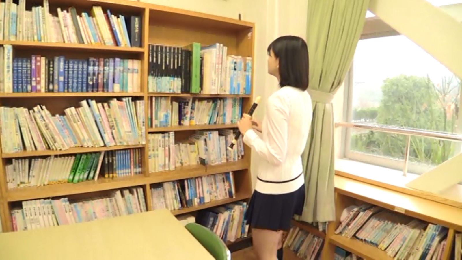 Every secret in the library095