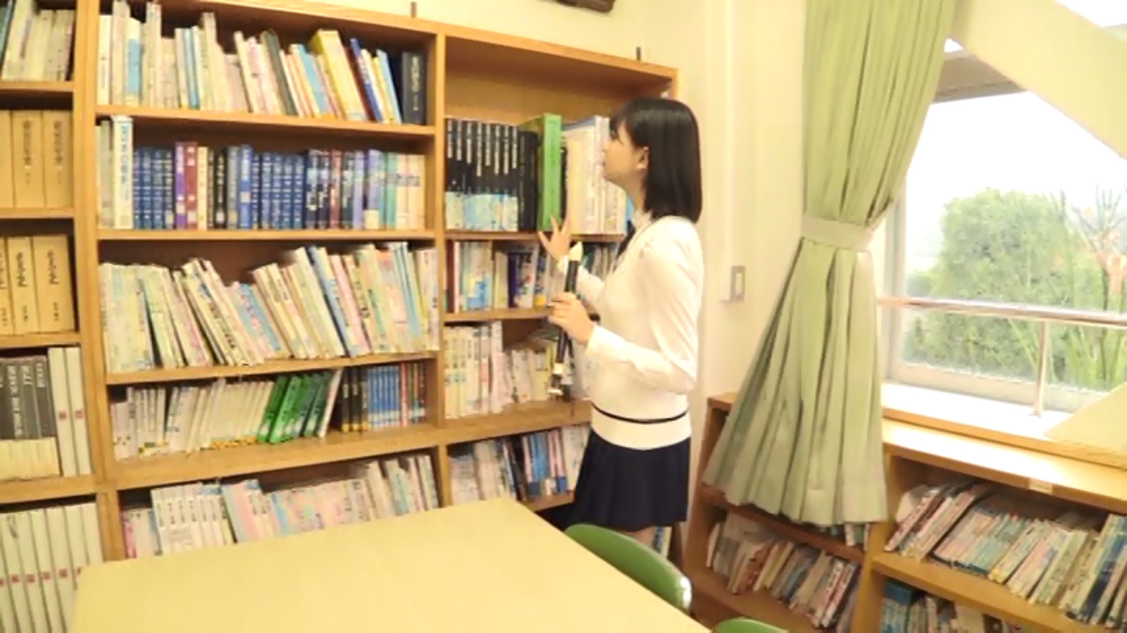Every secret in the library096