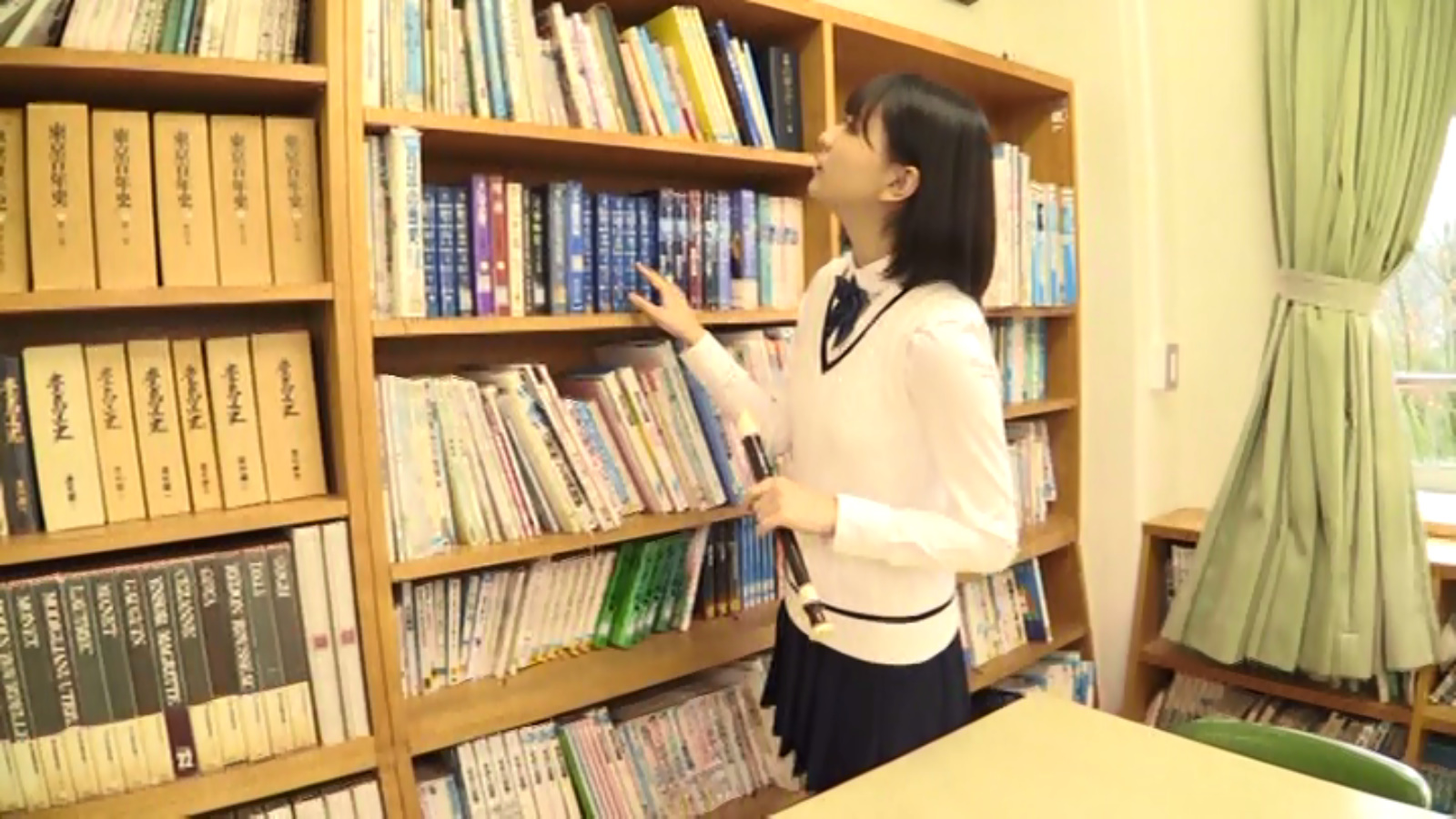 Every secret in the library098