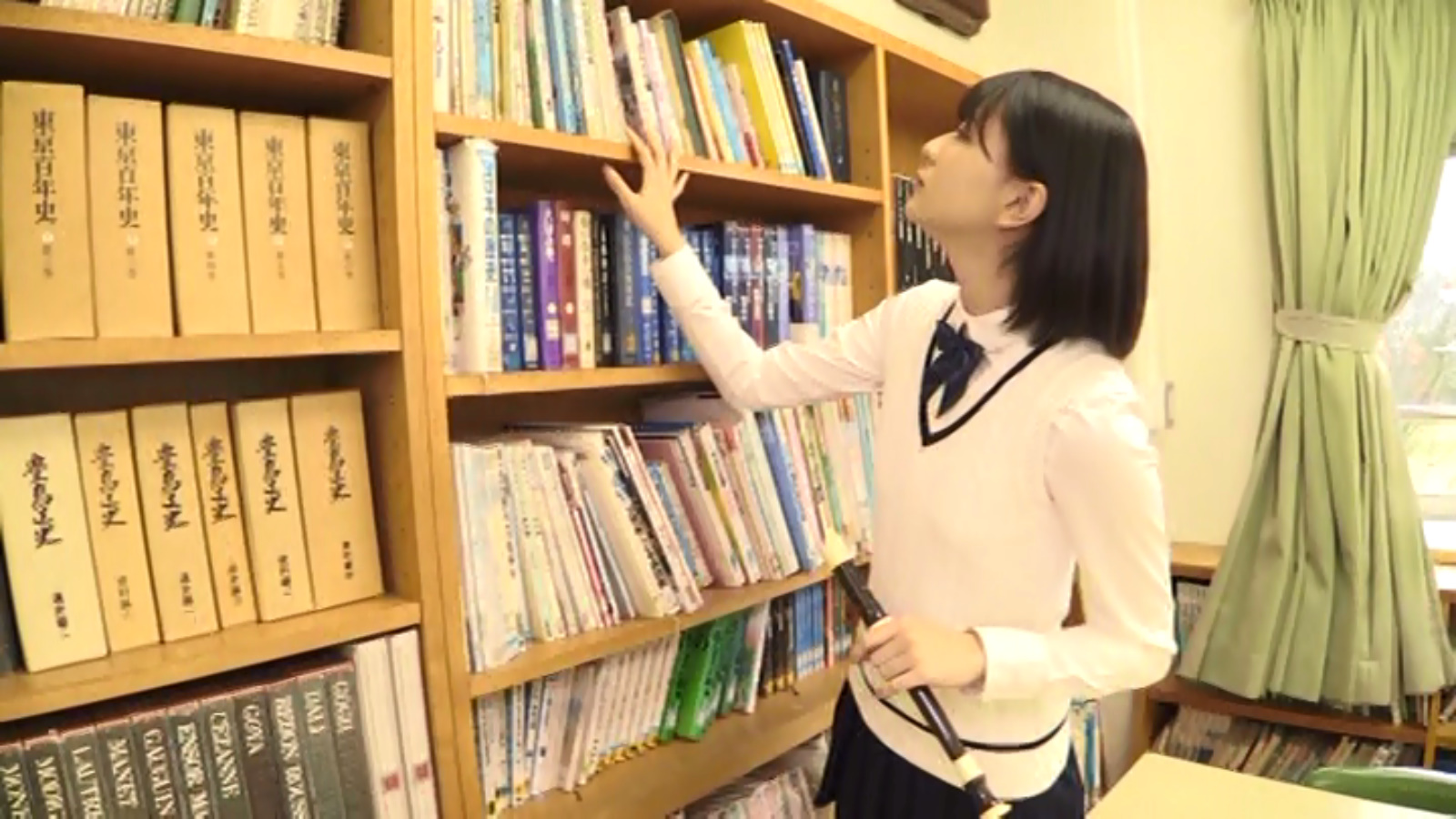 Every secret in the library099