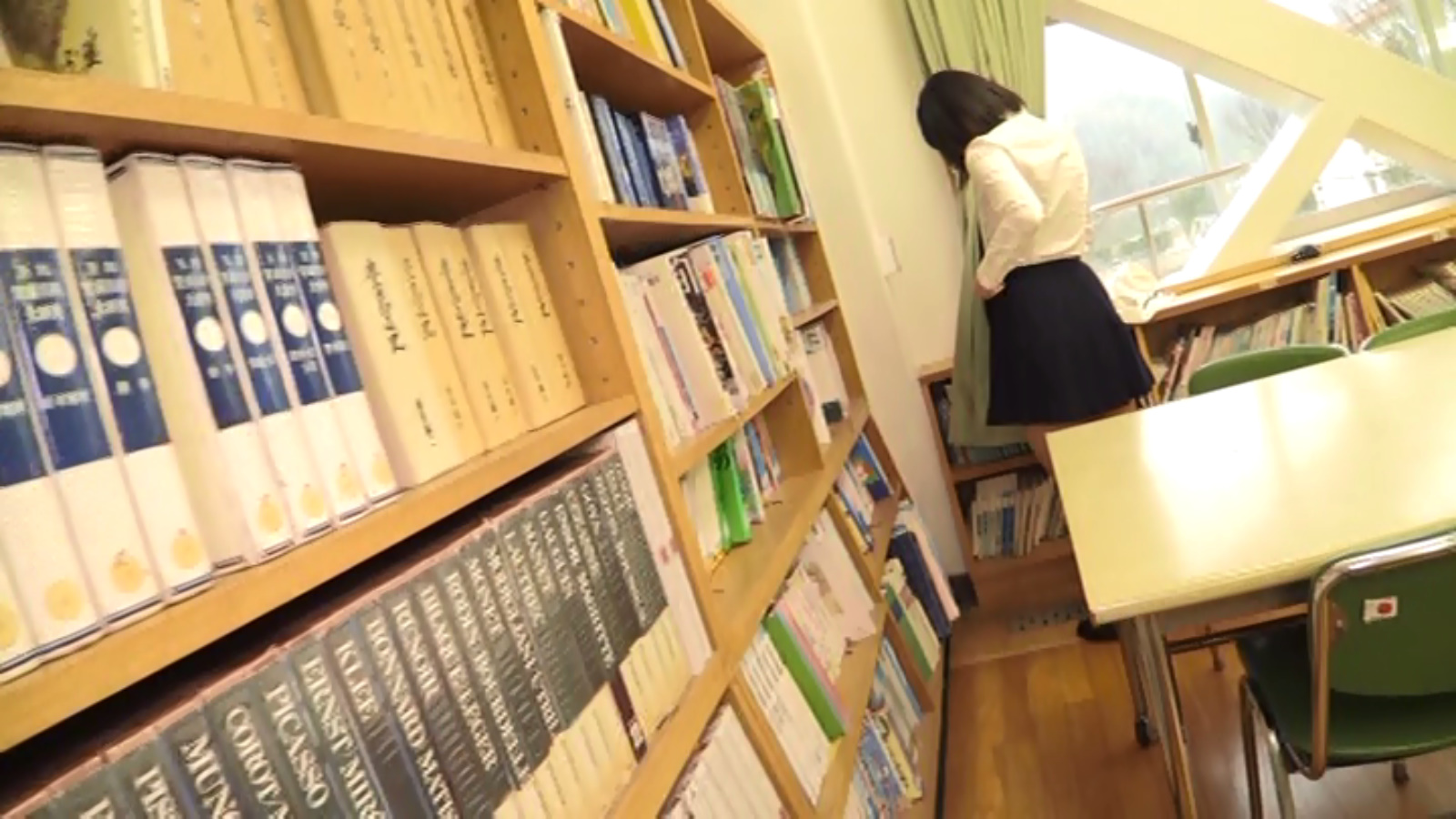Every secret in the library170