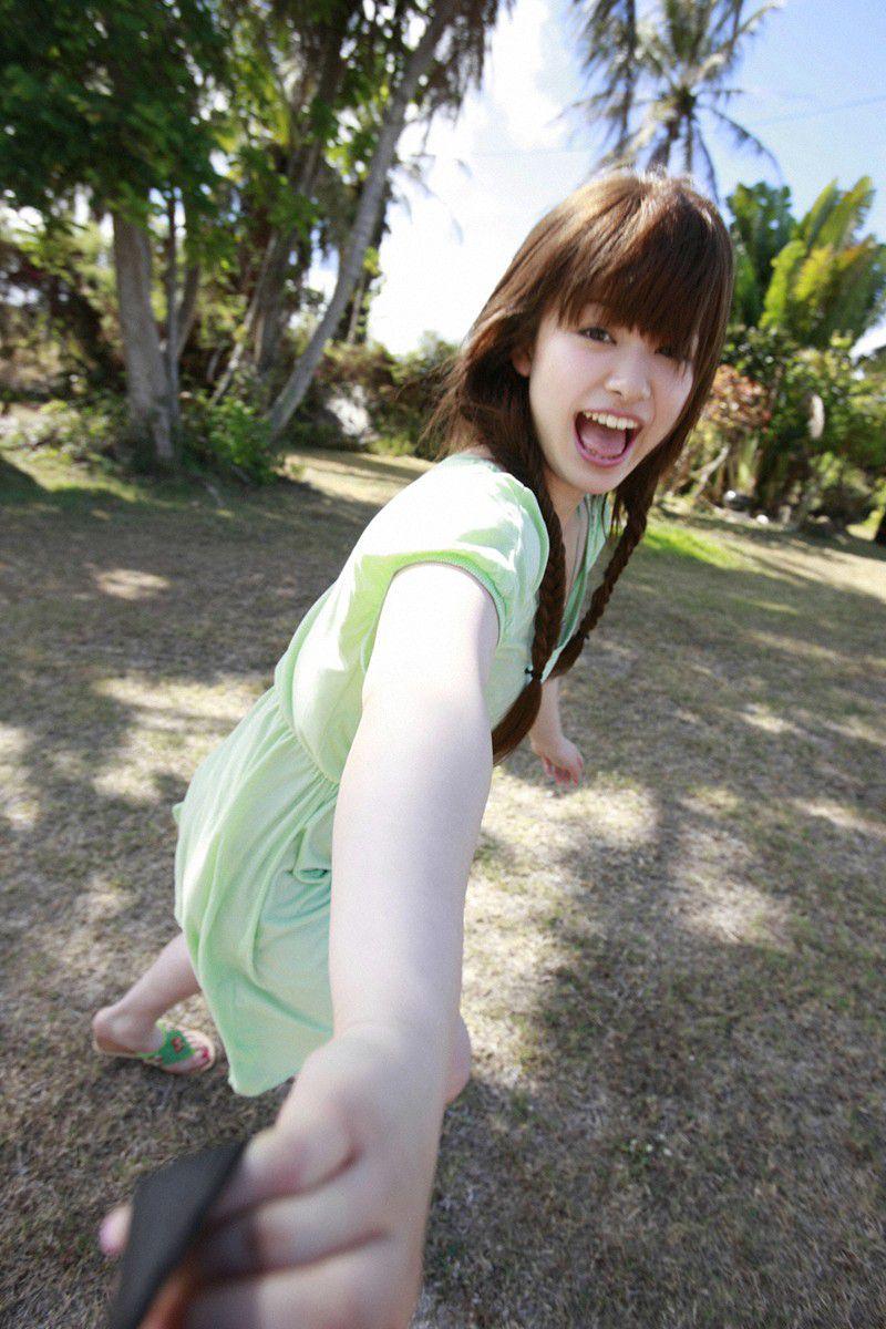 I took off my swimsuit!086