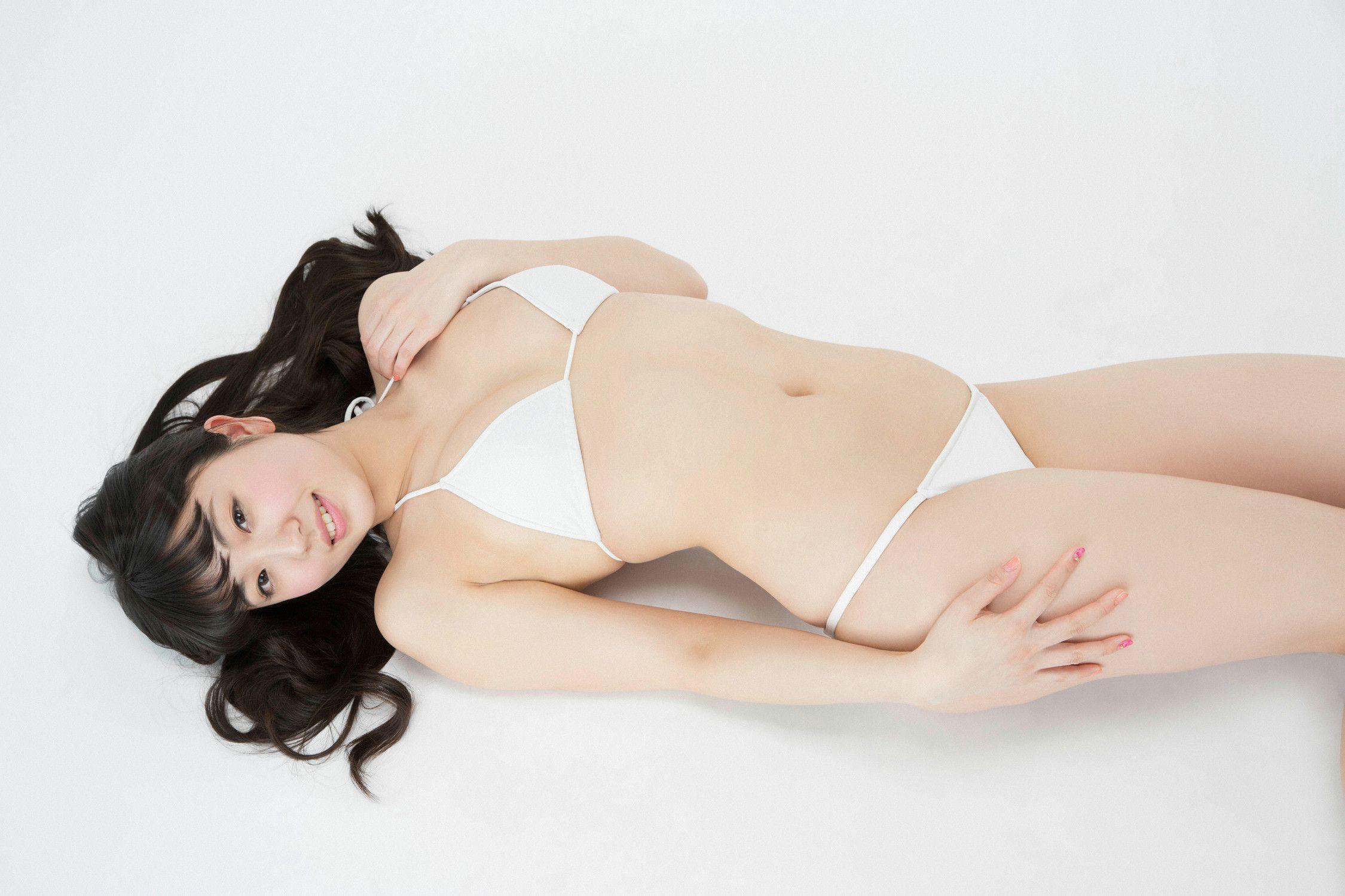 Paiarts muscular body Kanae Shiina 035