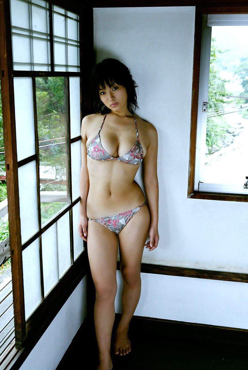 Lush breasts spilling out from a small cloth that hides a fiery passion Wasa Sato022