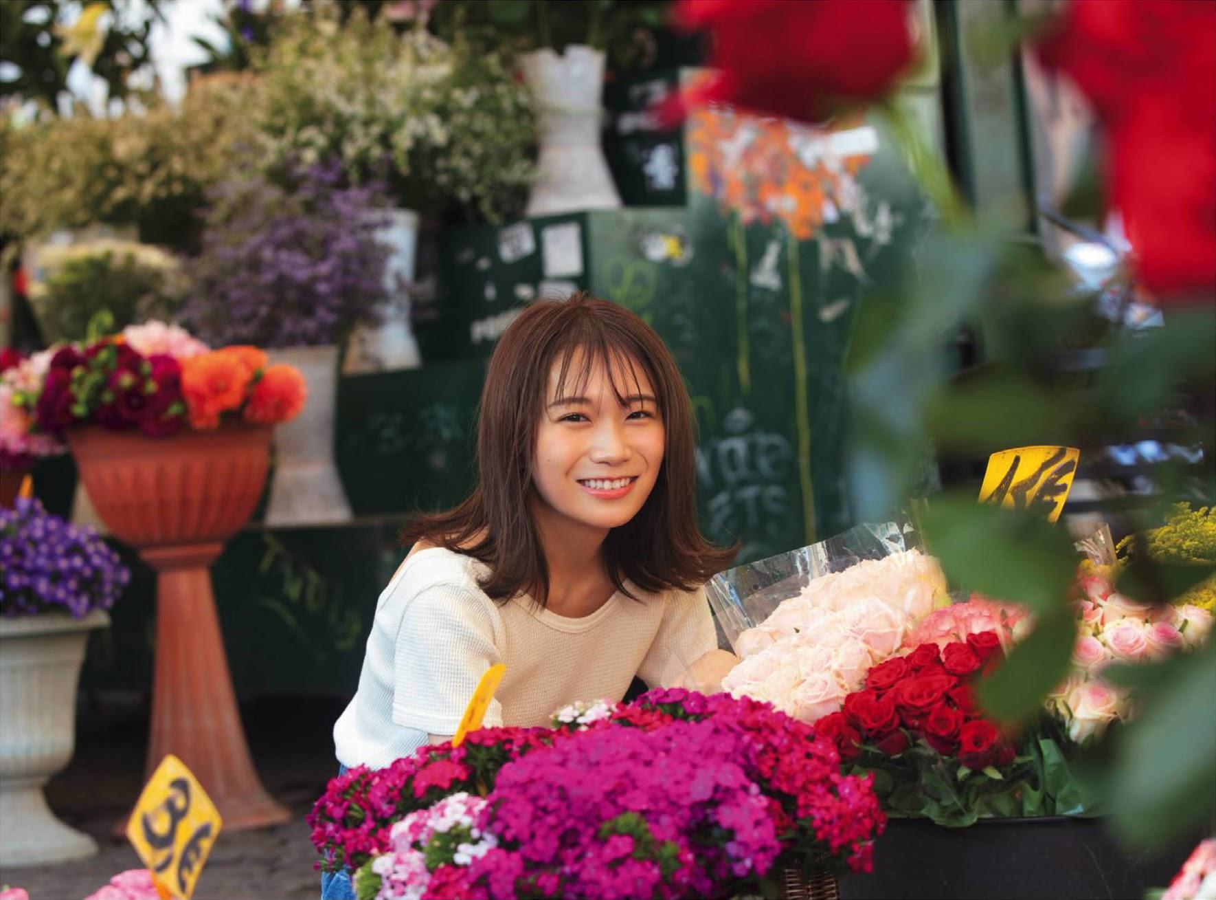 Nogizaka46 captain, ale to everyone! Manatsu Akimoto Lingerie001