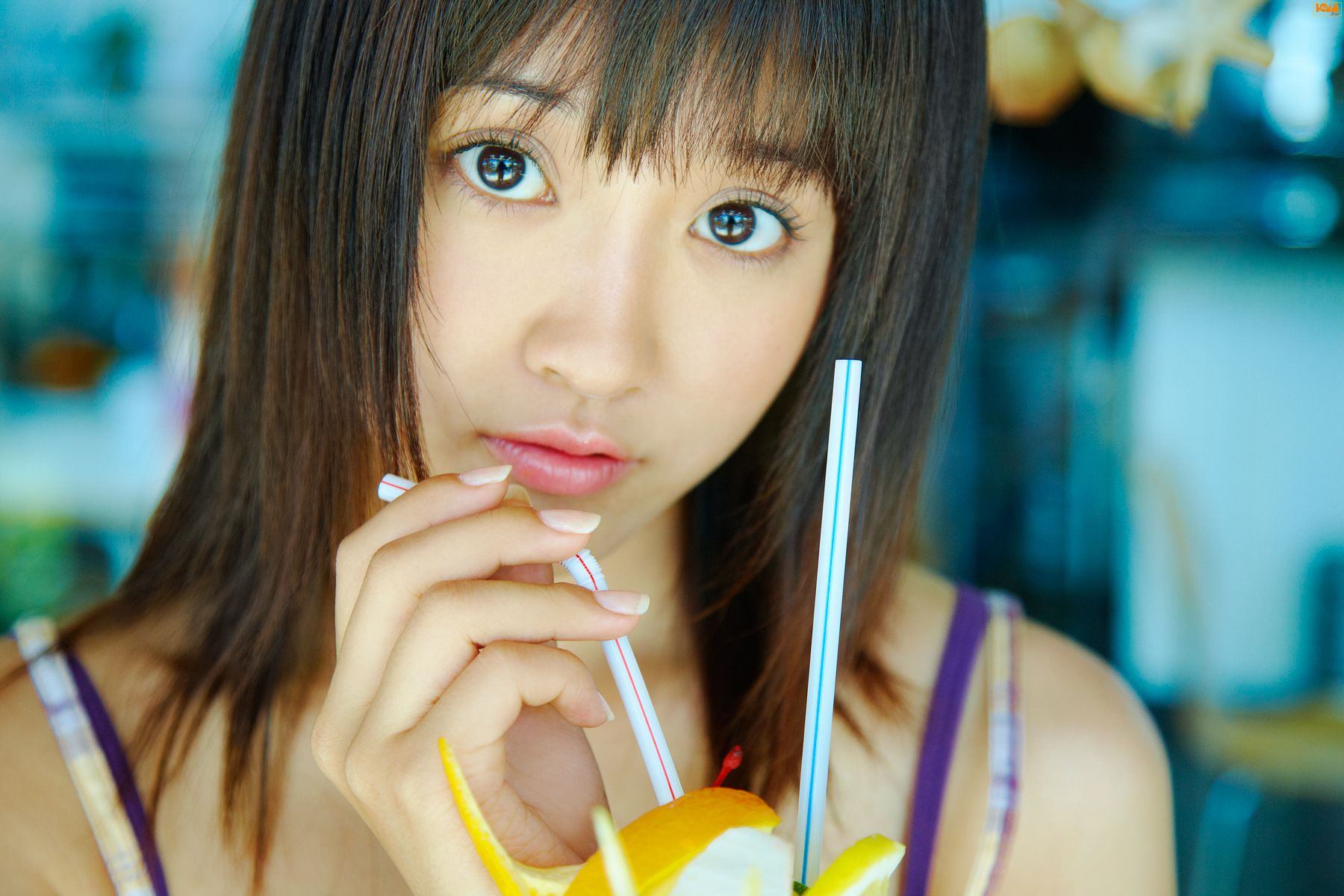 She is passionately playing the heroine ofKamen Rider W! HIKARU YAMAMOTO an up-and-coming actress with high expectations001