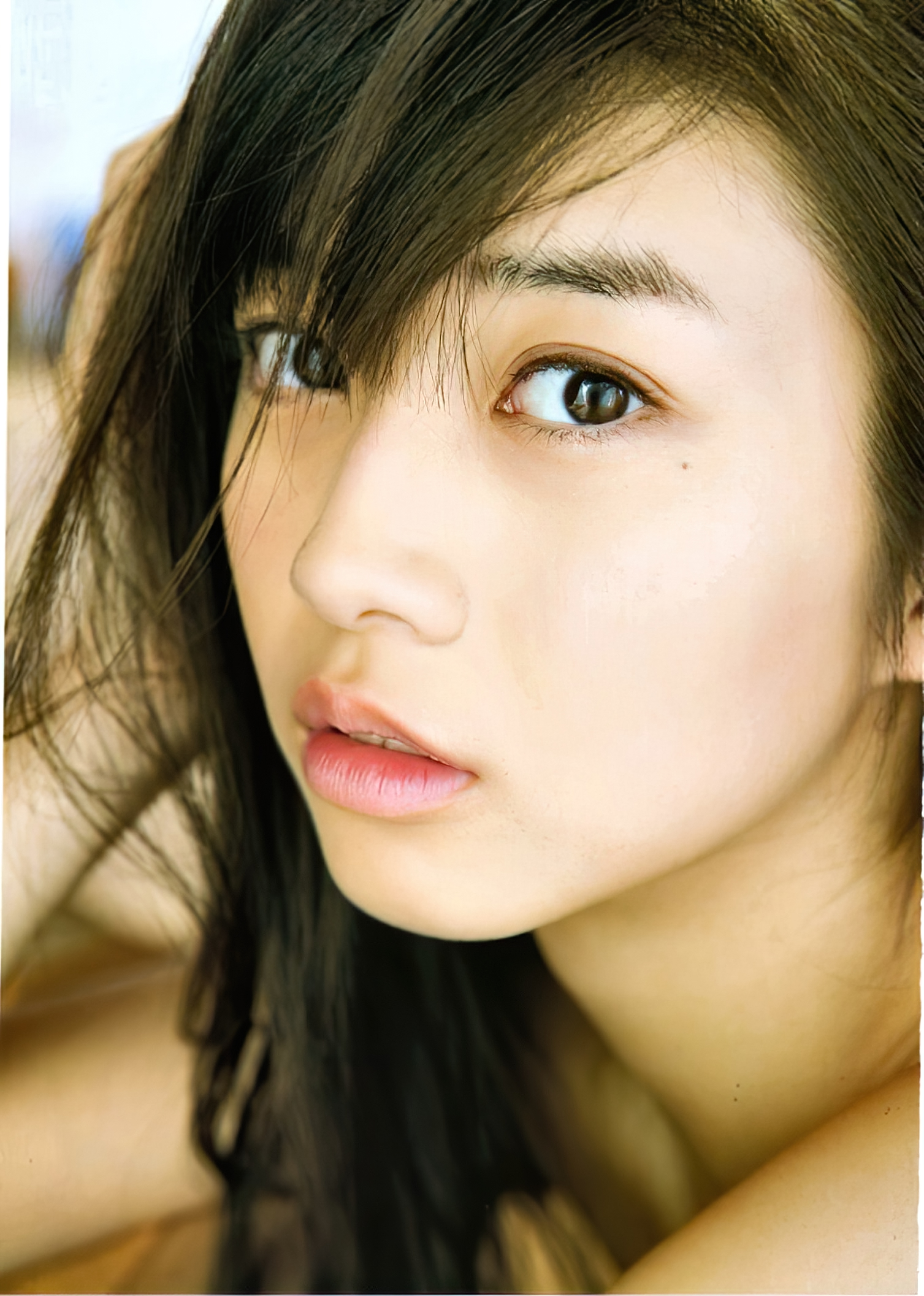 One beautiful girl She is 17 years old and a senior in high school MARIE MAKINO110