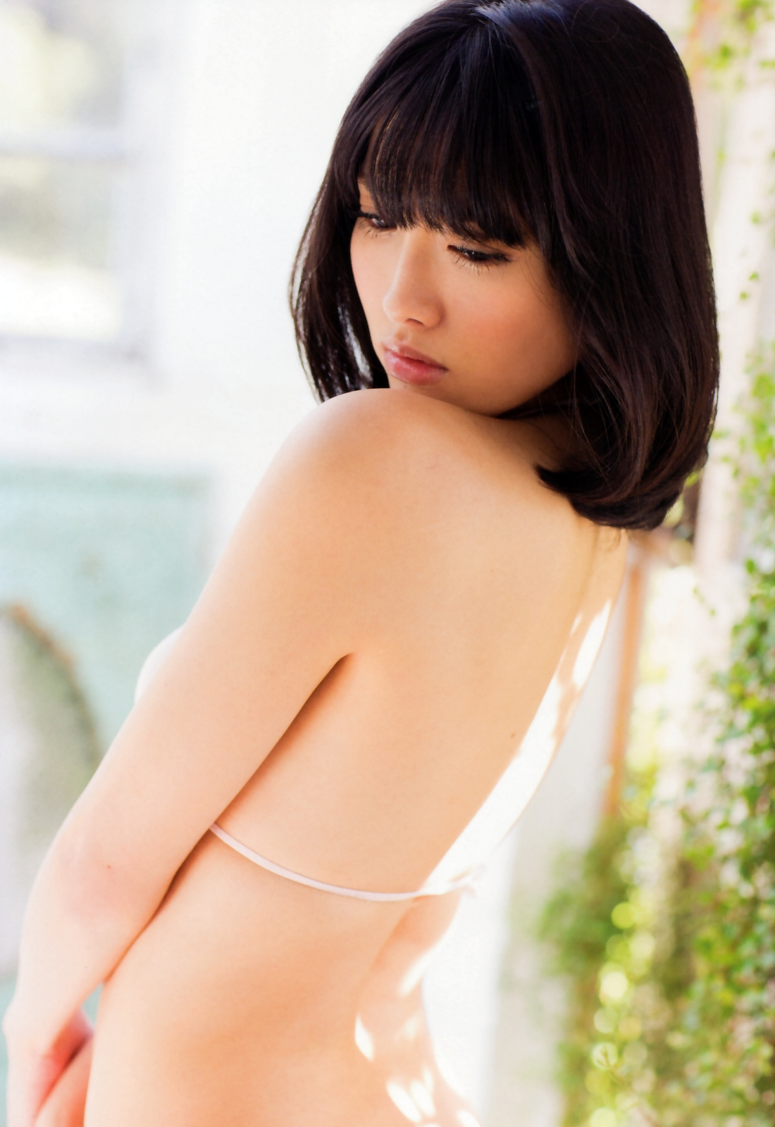 Its soft and makes you want to touch it Anna Konno 028