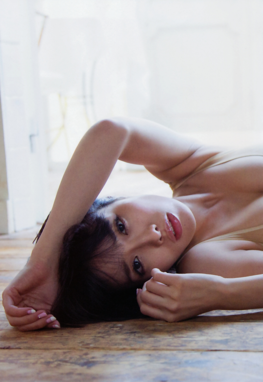 Its soft and makes you want to touch it Anna Konno 031