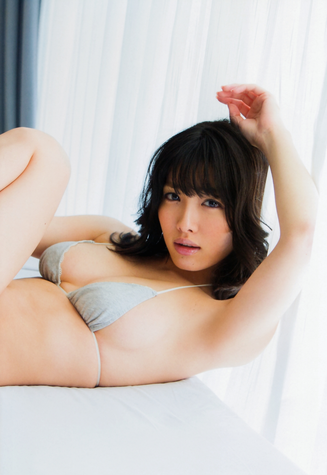 Its soft and makes you want to touch it Anna Konno 068